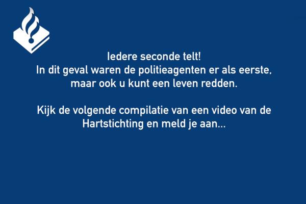 Reanimatie Politie Rotterdam