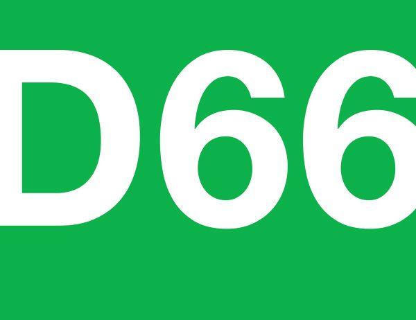 Reanimatiecursus voor D'66
